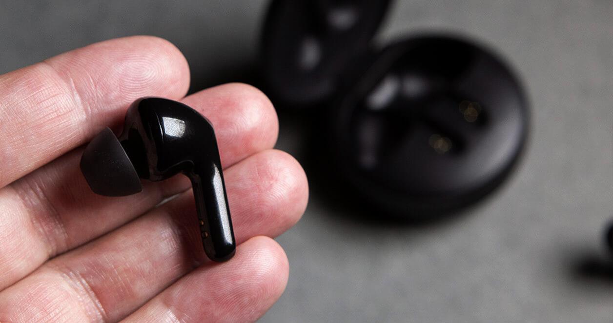 LG TONE Free HBS-FN6 auricular dimensiones
