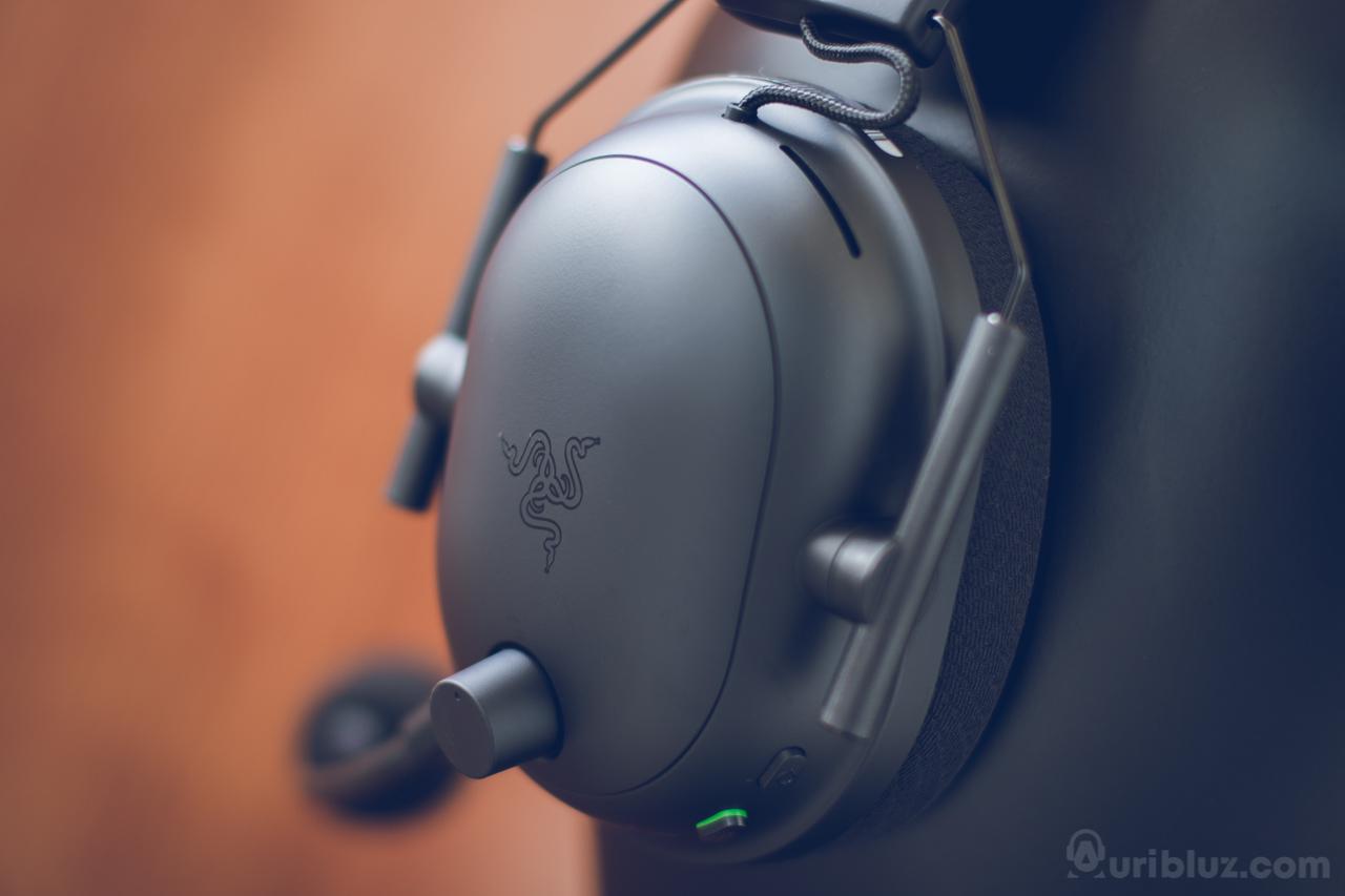 Botones Razer Blackshark V2 PRO