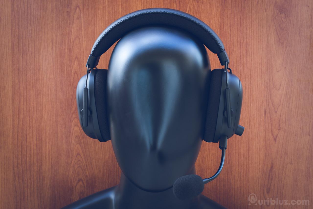 Frontal cabeza Razer Blackshark V2 PRO