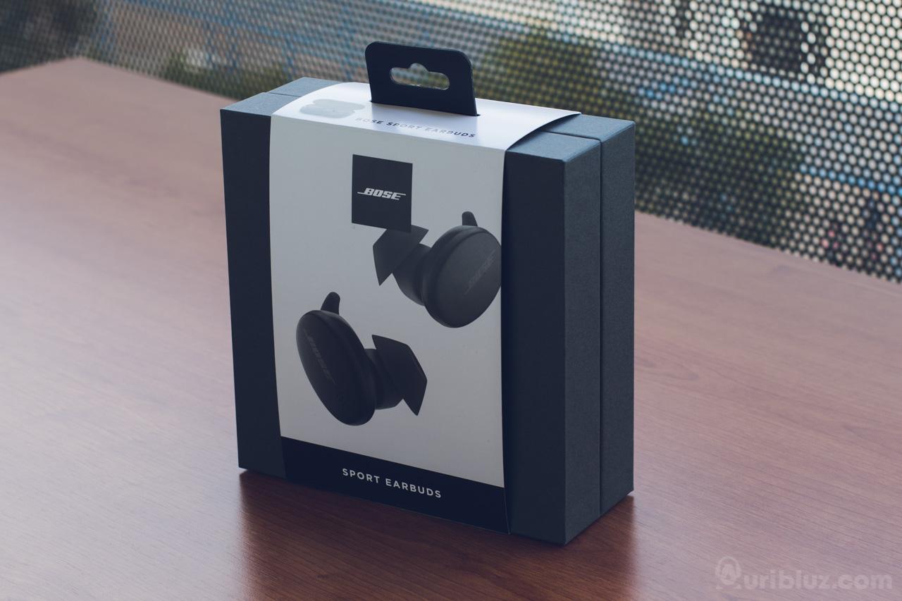 Caja Bose Sport Earbuds
