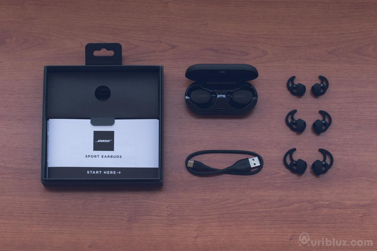Elementos Bose Sport Earbuds