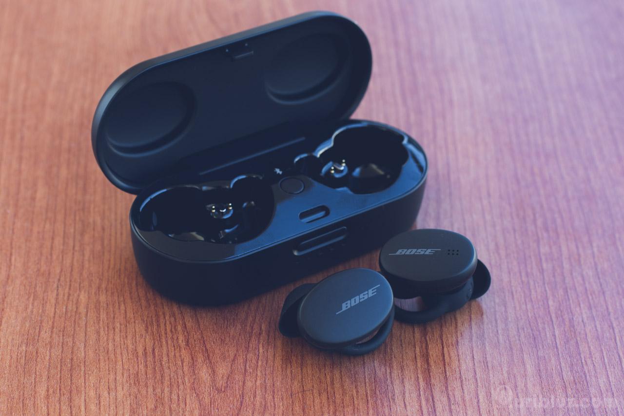 Conjunto Bose Sport Earbuds