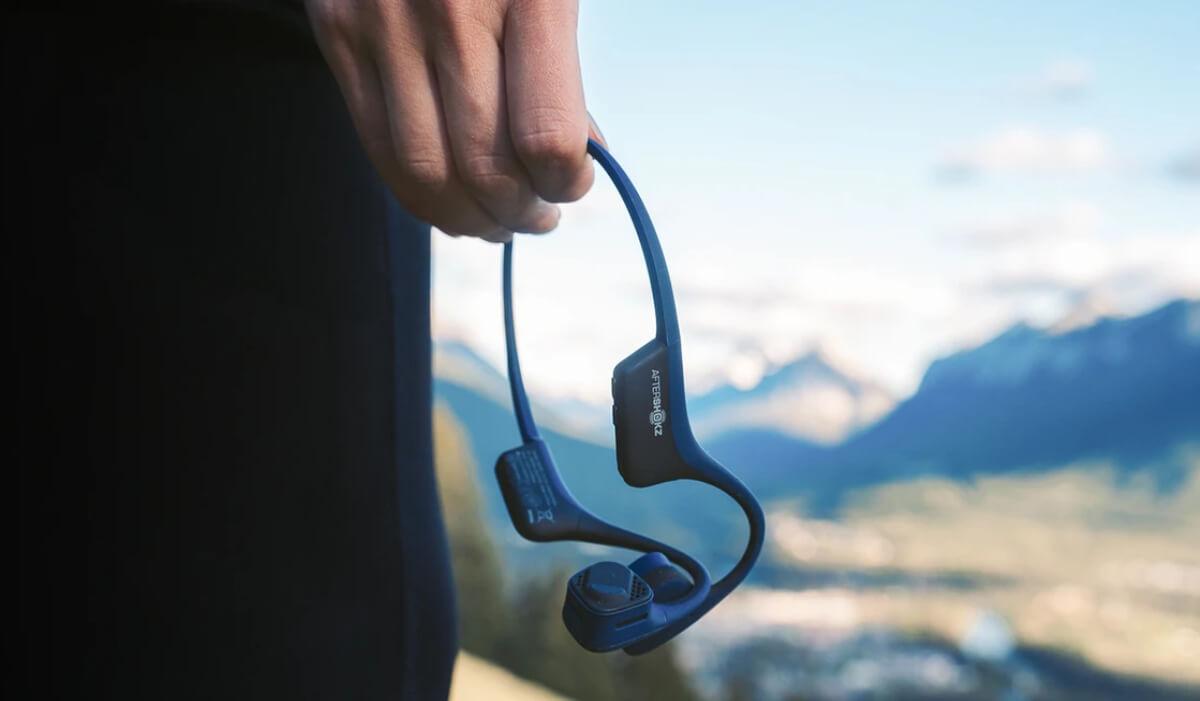 auriculares conducción ósea